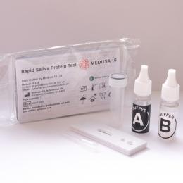 Prueba rápida de proteína de saliva - £30 / €35 / $40 por prueba