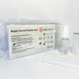 Rapid Saliva Protein Test (RSPT) v2-1 - £29.99 / €34.99 / $39.99 per test